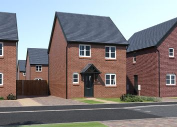 Thumbnail 3 bed detached house for sale in Plot 16A, Hopton Park, Nesscliffe, Shrewsbury