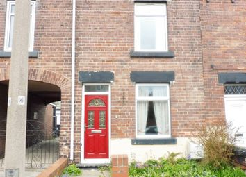 Thumbnail 2 bed terraced house for sale in Pitt Street, Low Valley Wombwell