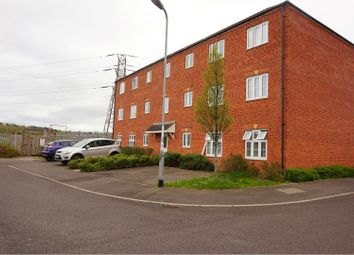 Thumbnail 2 bed flat for sale in Argosy Walk, Newport