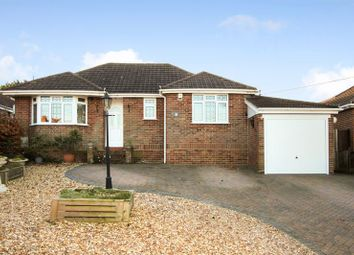 Thumbnail 3 bed bungalow for sale in Church Lane, Hedge End, Southampton