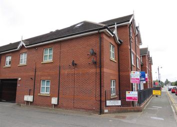 Thumbnail 2 bed flat to rent in High Street, Saltney, Chester