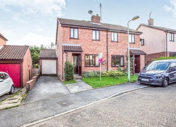 Thumbnail 3 bed semi-detached house to rent in Howard Close, Framlingham, Woodbridge
