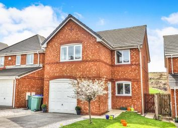 Thumbnail 4 bed detached house for sale in Callow Close, Bacup, Rossendale, Lancashire