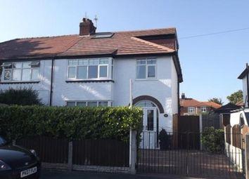 Thumbnail 4 bed semi-detached house for sale in Oakwood Drive, Fulwood, Preston, Lancashire