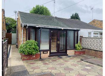 Thumbnail 1 bed bungalow for sale in Croft View, Hull