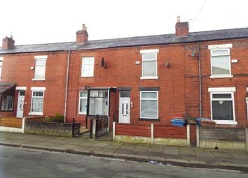 Thumbnail 2 bed terraced house for sale in Helen Street, Eccles, Manchester, Greater Manchester