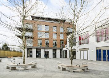 Thumbnail 2 bed flat for sale in West Hampstead Square, West Hampstead