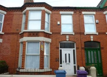 Thumbnail 3 bedroom property to rent in Kenmare Road, Liverpool, Merseyside