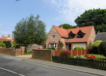 Thumbnail 4 bed detached house for sale in Main Street, Scopwick, Lincoln