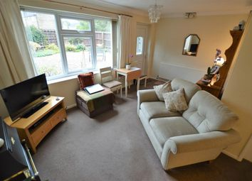 Thumbnail 1 bed property for sale in Westleigh Road, Glen Parva, Leicester