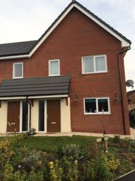 Thumbnail 1 bed terraced house to rent in Penare, Brookvale, Runcorn