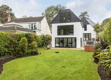 Thumbnail 5 bedroom detached house for sale in Compton Avenue, Poole