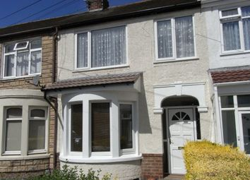 Thumbnail 3 bedroom terraced house to rent in Outermarch Road, Radford