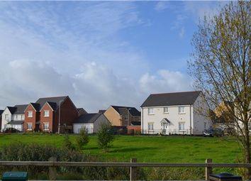 Thumbnail 3 bed property for sale in Glan Llyn, Llanwern, Newport