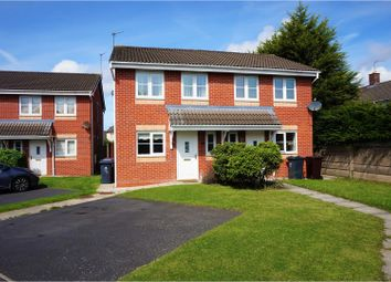 Thumbnail 2 bedroom semi-detached house for sale in Linton Place, Liverpool