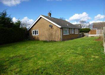 Thumbnail 2 bed detached bungalow for sale in Ashlea, Misterton, Doncaster