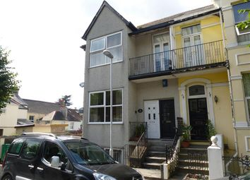 Thumbnail 1 bed flat for sale in Broad Park Road, Peverell, Plymouth