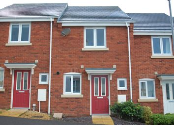 Thumbnail 2 bed terraced house to rent in Hawkins Way, Helston