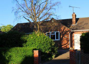 Thumbnail 4 bed detached bungalow for sale in Valley Road, Newbury