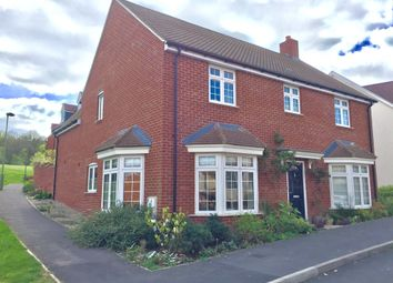 Thumbnail 4 bedroom detached house for sale in Kimmeridge Road, Cumnor, Oxford