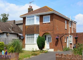 Thumbnail 3 bed detached house for sale in Rossmore Road, Poole