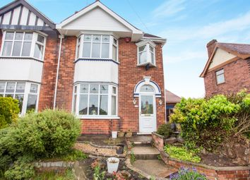Thumbnail 2 bed semi-detached house for sale in Nottingham Road, Giltbrook, Nottingham