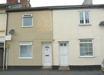 Thumbnail 2 bed terraced house for sale in Park Street, Tiverton