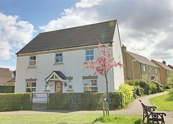 Thumbnail 4 bed detached house for sale in The Glades, Huntingdon