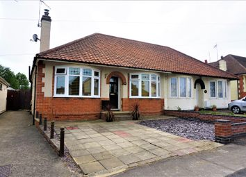 Thumbnail 2 bed semi-detached bungalow for sale in Bramford Lane, Ipswich