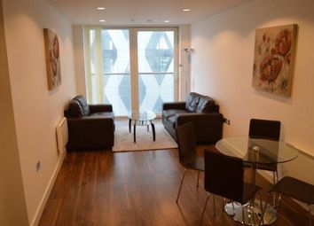 Thumbnail 2 bed flat to rent in Media City Uk, Salford