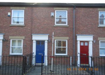 Thumbnail 2 bedroom terraced house to rent in Spring Bank, Preston