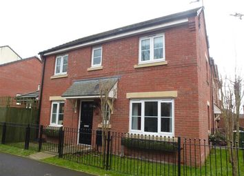 Thumbnail 3 bedroom detached house to rent in Barley Leaze, Allington, Chippenham