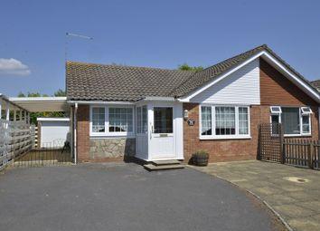 Thumbnail 2 bed bungalow for sale in Heathfield Way, West Moors, Ferndown