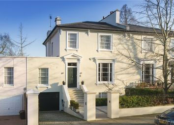Thumbnail 4 bedroom property for sale in Norfolk Road, St John's Wood, London