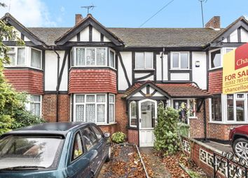 3 bed terraced house for sale in Heathcroft Avenue, Sunbury On Thames TW16