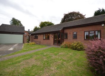 Thumbnail 3 bedroom bungalow for sale in Stable Close, Littlethorpe, Leicester