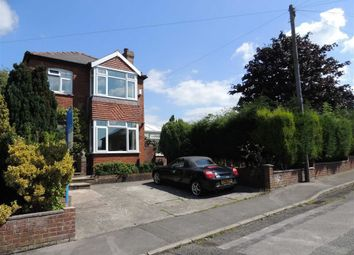 Thumbnail 3 bedroom detached house for sale in Peart Avenue, Woodley, Stockport