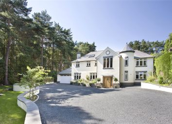 Thumbnail 5 bed detached house for sale in Heather Drive, Sunningdale, Berkshire