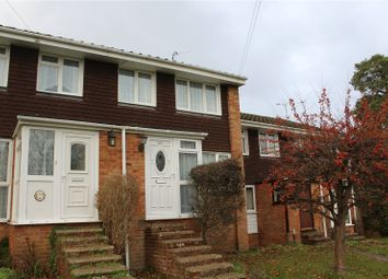 Thumbnail 3 bed terraced house for sale in White Cottage Close, Farnham