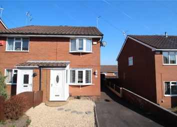 Thumbnail 2 bed semi-detached house for sale in Earnshaw Avenue, Shawclough, Rochdale, Greater Manchester