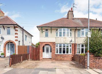 Thumbnail 3 bed semi-detached house for sale in Sandiland Road, Abington, Northampton