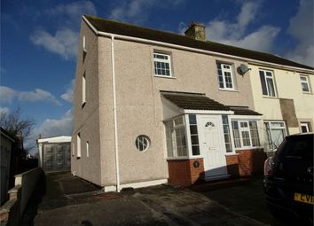 Thumbnail 3 bed semi-detached house for sale in Maeshenffordd, Cardigan, Ceredigion