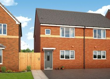 "Thumbnail 3 bed property for sale in ""The Laskill At Limehurst Village Phase 2"" at Rowan Tree Road, Oldham"