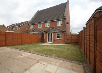 Thumbnail 4 bed semi-detached house to rent in Blossom Close, Andover