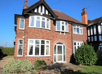 Thumbnail 4 bed detached house to rent in Bramcote Lane, Wollaton, Nottingham