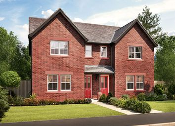 "Thumbnail 3 bed semi-detached house for sale in ""Hastings"" at Bongate, Appleby-In-Westmorland"