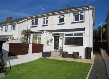 Thumbnail 3 bed semi-detached house for sale in Stentaway Road, Plymstock, Plymouth