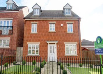 Thumbnail 4 bed detached house for sale in Ambleside Court, Chester Le Street