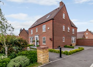 Thumbnail 6 bed detached house for sale in Shepherds Walk, Evesham