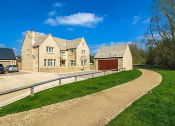 Thumbnail 5 bed detached house for sale in Nightingale Way, Cirencester